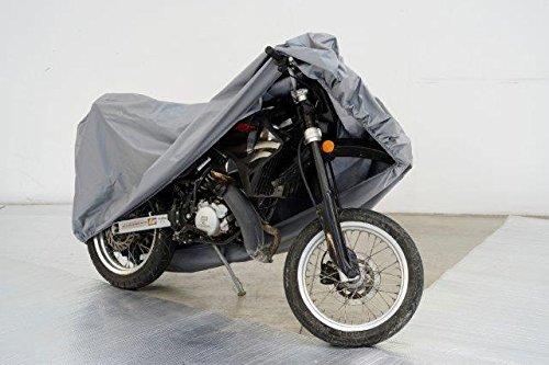 Motorrad Plane Haube Abdeckung wasserdicht kompatibel mit Moto Guzzi California 1100 Vintage mit Koffer