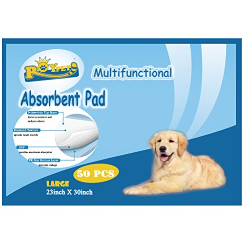 Roypet Large Training Incontinence 50 Count product image