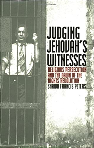 Judging Jehovah's Witnesses: Religious Persecution and the
