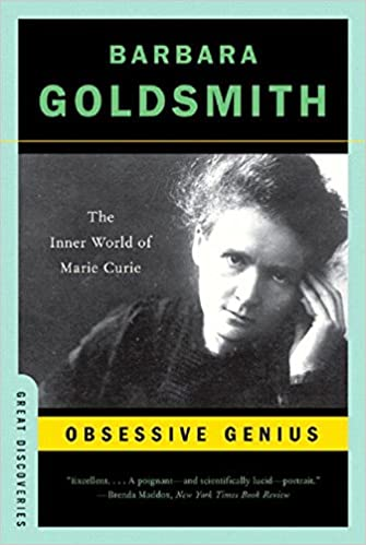 Book Obsessive Genius: The Inner World of Marie Curie (Great Discoveries )