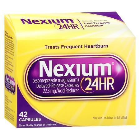 Nexium 24HR - 3PC by Nexium