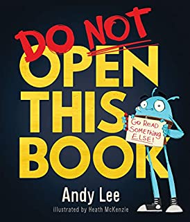 Book Cover: Do Not Open This Book