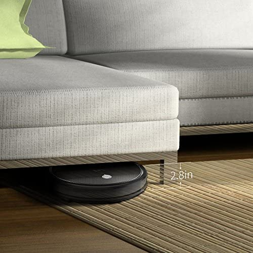 ILIFE A6 Robotic Vacuum Cleaner, Slim