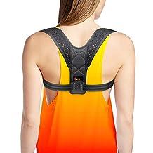Posture Corrector for Women Men Teens Ultimate Comfortable Back Posture Corrector Brace - Adjustable Perfect Upper Back Brace | Elastic Shoulder Support