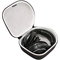 LTGEM Headphone Case for Sennheiser HD 598,HD558,HD202 II,HD201,HD419,HD229,HD202,HD518,HD555 Headphone-Black