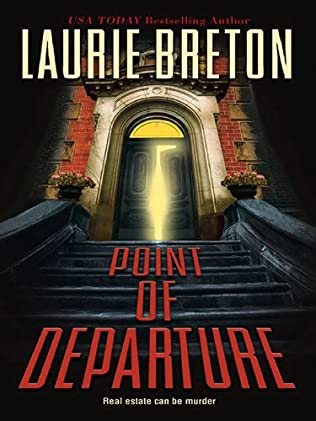 book cover of Point Of Departure