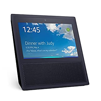 Echo Show - 1st Generation Black 5