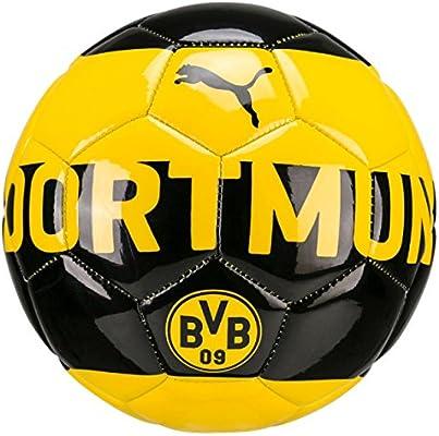 2017-2018 Borussia Dortmund Puma Mini Football (Yellow-Black ...