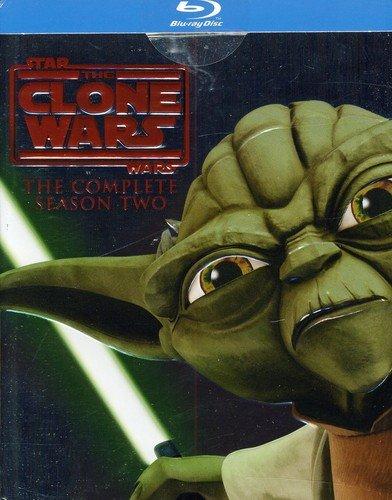 Star Wars: The Clone Wars - Season 2 - Wars Ray Blu Clone Wars Star
