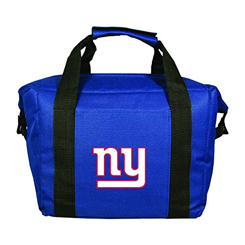 NFL New York Giants Soft Sided 12-Pack Cooler Bag