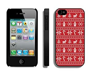 Iphone 6 4.7 Case, Vintage Christmas Iphone 6 4.7 Case - Black Frame Ultra Fit Hard Case Shock-Absorption Bumper with Anti-Scratch Hard Case for iPhone 6 4.7