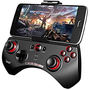 Amazon.com: iPega Black Wireless Bluetooth Controller for