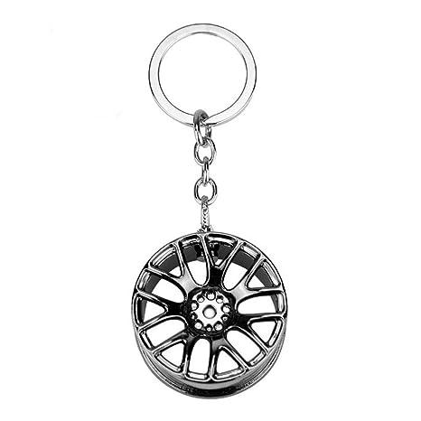 Amazon.com: Llavero de metal para llave, llavero, llavero ...