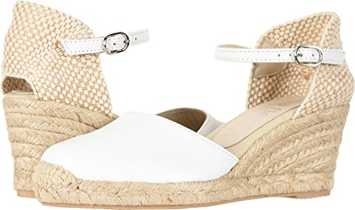 Tate White Europa Sandal Calf Women's David vqgwTUT