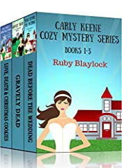 Carly Keene Cozy Mystery Boxed Set: Books 1-3