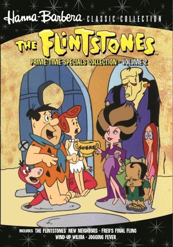 Halloween Special Regular Show (The Flintstones: Prime-Time Specials Collection - Volume)
