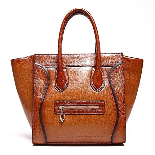 AINIMOER-New-Fashion-Soft-Vintage-Top-handle-Tote-Shoulder-Messanger-Boston-Classic-Large-Handbag