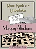 More Work for the Undertaker, Margery Allingham, 193460948X