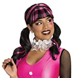 Draculaura Wig Costume Accessory