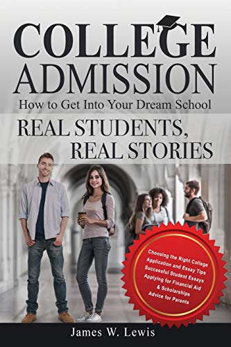 Pdf Test Preparation College Admission—How to Get Into Your Dream School: Real Students, Real Stories