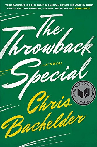 - The Throwback Special: A Novel