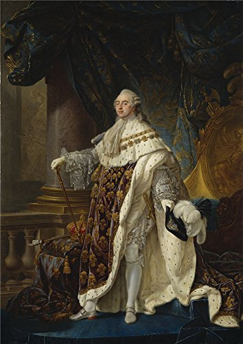 Oil Painting 'Callet Antoine Francois Luis 16 1778 79', 10 x 14 inch / 25 x 36 cm , on High Definition HD canvas prints is for Gifts And Garage, Gym And Kitchen Decoration, (Bleu Electric Wall Sconce)