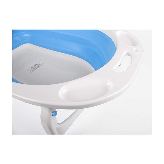 Bañera Bebé Plegable Azul - Bañeras para bebés y bañeras de viaje