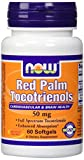 NOW Red Palm Tocotrienols 50mg, 60 Softgels Review