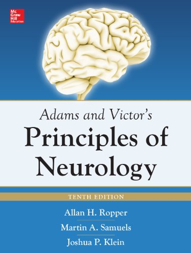 Adams and Victor's Principles of Neurology 10th Edition (Adams and Victors Principles of Neurology) Pdf