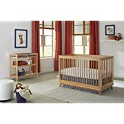 Westwood Design Echo 3 in 1 Convertible Crib, Natural