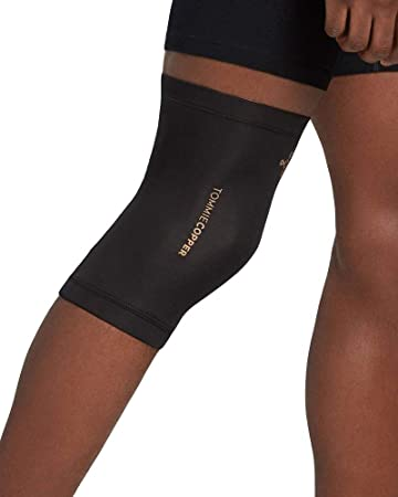 d874d8e66cc4cf Image Unavailable. Image not available for. Color: Tommie Copper Big & Tall  Extended Sizes (6XL) Men's Contoured Compression Knee Sleeve,