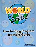 img - for World of Smiles Handwriting Program - Teacher's Guide with Cd of Paper (World of Smiles Handwriting Program) book / textbook / text book