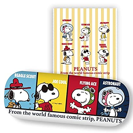 Amazon.com: Peanuts Snoopy - Estuche para gafas: Clothing