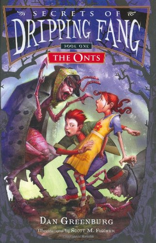 Secrets of Dripping Fang, Book One: The Onts pdf