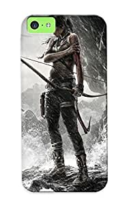 New Diy Design Tomb Raider 2013 For ipod touch4 Cases Comfortable For Lovers And Friends For Christmas Gifts