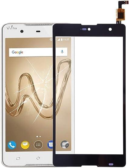 YANCAI Repuestos para Smartphone Panel táctil for Wiko Robby (Negro) Flex Cable (Color : Black): Amazon.es: Electrónica