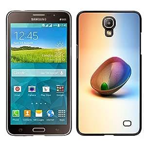 // PHONE CASE GIFT // Duro Estuche protector PC Cáscara Plástico Carcasa Funda Hard Protective Case for Samsung Galaxy Mega 2 / Abstract 3D /