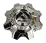 Fuel Offroad Wheels 1002-40+1002-41 Chrome Wheel Center Cap