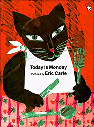 Amazon | Today Is Monday | Carle, Eric | Animals
