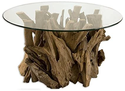 Attrayant Driftwood Coffee Table