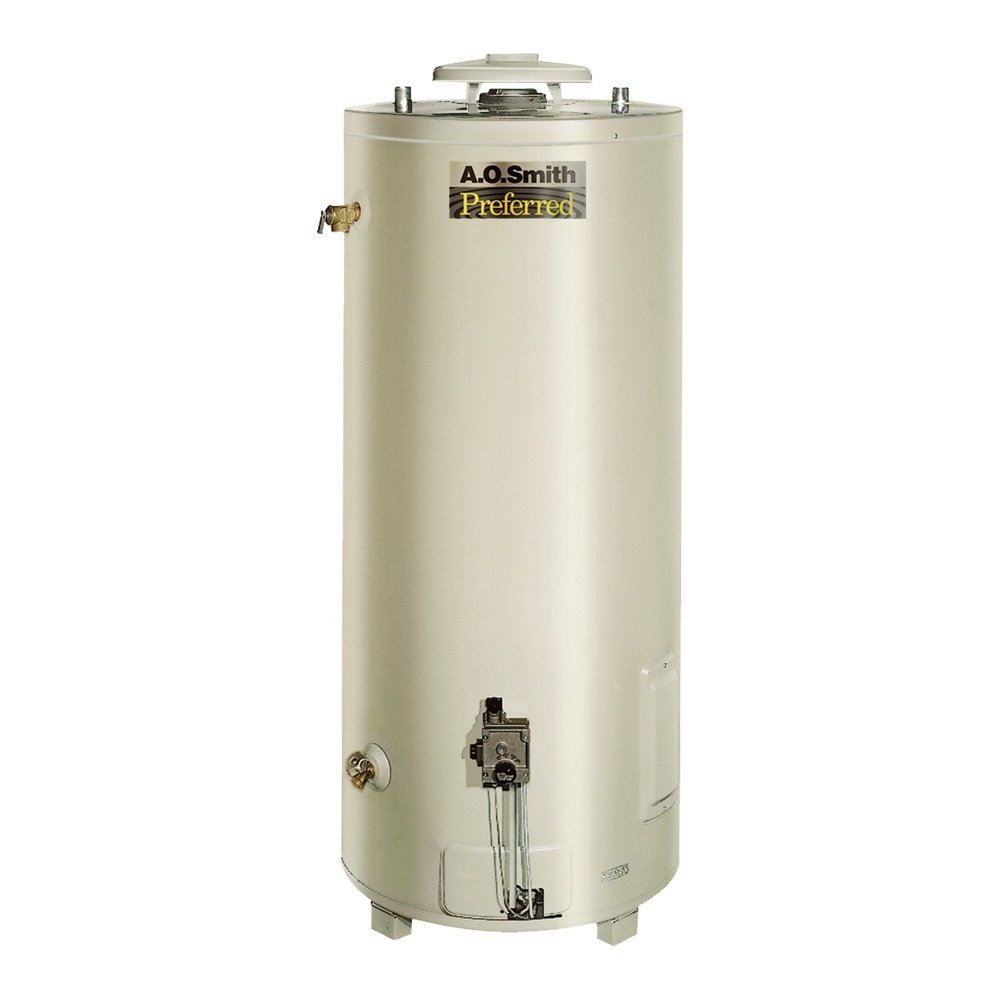 AO Smith BT-100 Tank Type Water Heater with Commercial Natural Gas