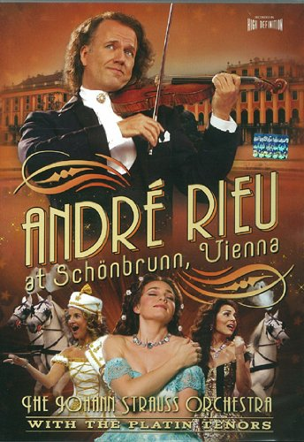 : At Schonbrunn, Vienna (dvd)