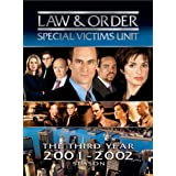 Law & Order: Special Victims Unit - The Third Year, Season 2001-2002