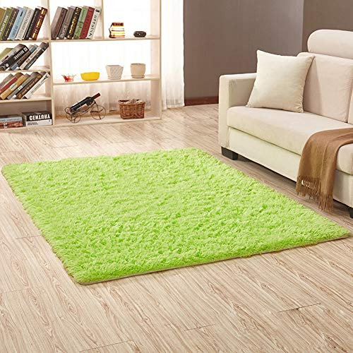 Dora Bridal Super Soft Indoor Modern Shag Area Rug Living Room Carpet Anti-Skid Shaggy Rugs Home Decoration Bed Carpets Floor Mat Doormat Fluffy Fur Rugs