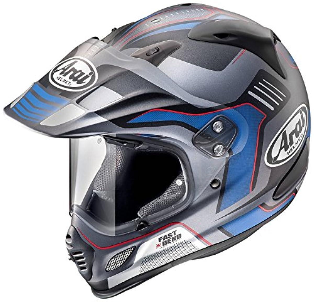 [해외] 아라이 헬멧 풀 페이스 투어 크로스ROSS 포함3 비젼 그레이 59-60CM TX3_VISION_GY59