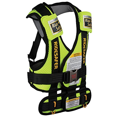 RideSafer Type 3 GEN3 Travel Vest - YellowithBlack - Small by RideSafer (Image #1)