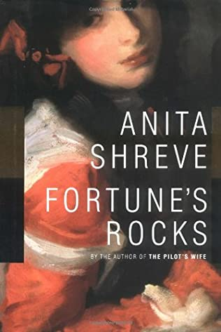 book cover of Fortune\'s Rocks