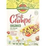 Campo Vivo Cereal Orgánico Fruti, 220 g
