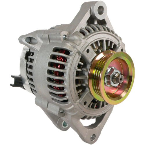 DB Electrical AND0054 New Alternator For 2.5L 2.5 Dodge Caravan 88 1988, Aries Daytona 2.2L 2.2 89, 2.2L 2.5L Dynasty Shadow Omni 88 89, Chrysler 2.2L 2.5L Lebaron Town & Country 88 89 121000-4000