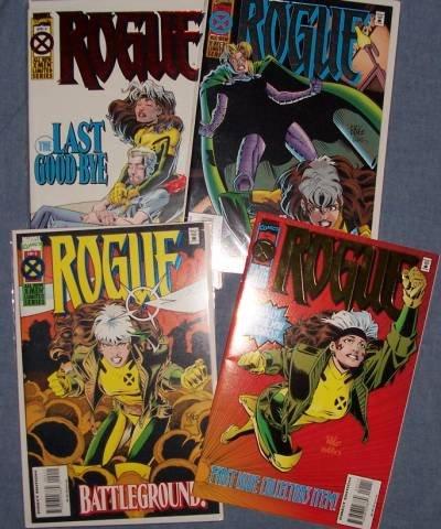 X-Men Rogue Limited Edition Mini-Series (X-Men Marvel Comics, Rogue) ()